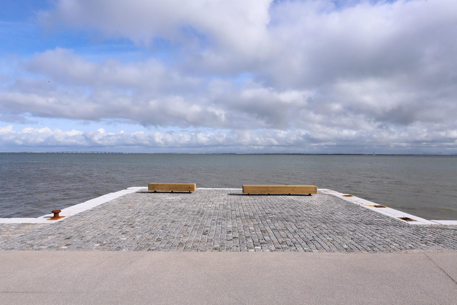 Inauguration of Parque Ribeirinho Oriente.