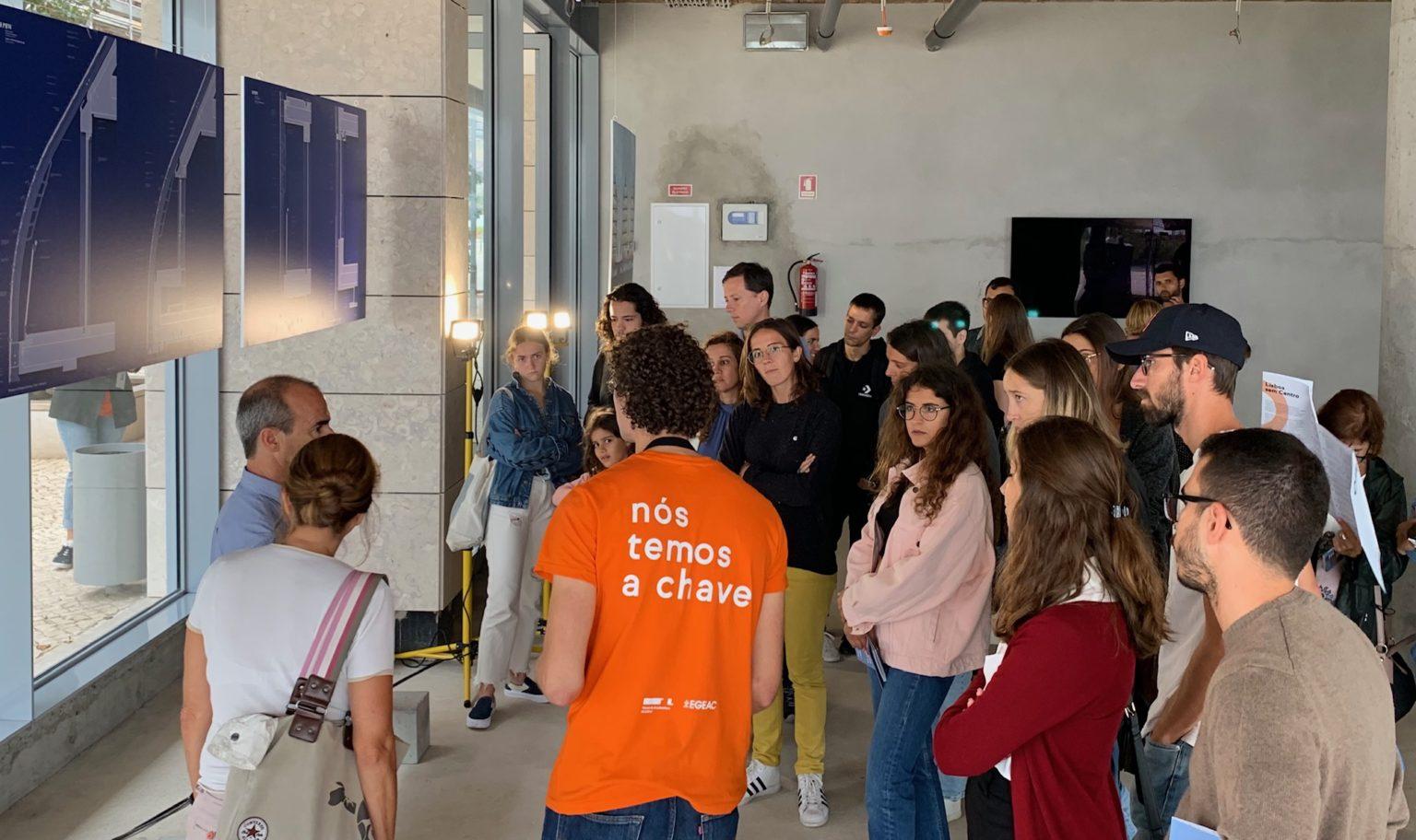Open House Lisboa.