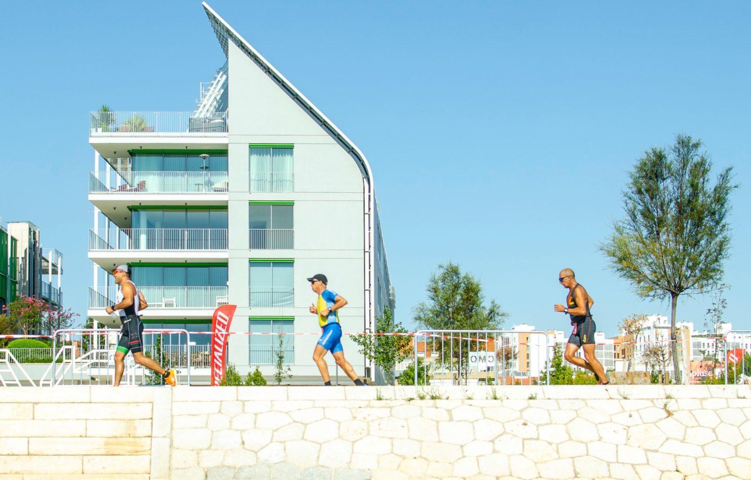 Lisbon Triathlon 2020.
