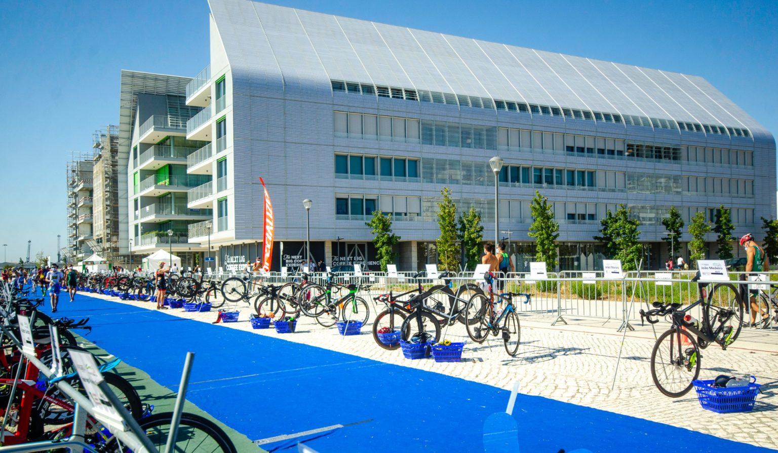 Triatlo Lisboa 2020.