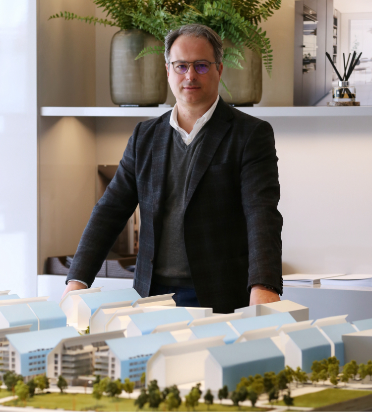 Luís Gamboa, COO of VIC Properties.